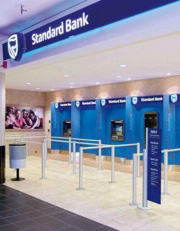 Standard Bank of SA Ltd