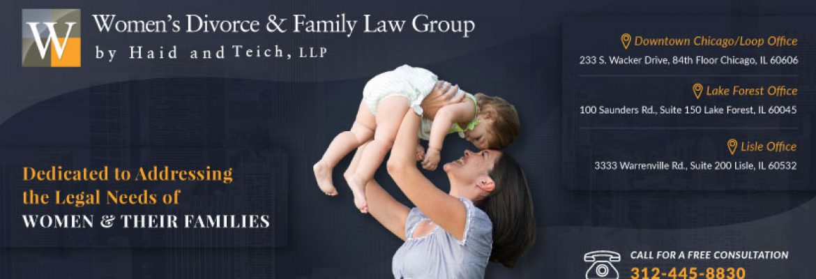 Womens Divorce and  Family Law Group by Haid and Teich LLP