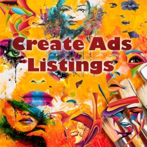 Create Ads Listings